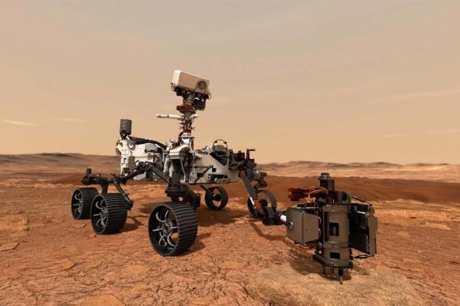 NASA, Mars'a keşif aracını fırlattı