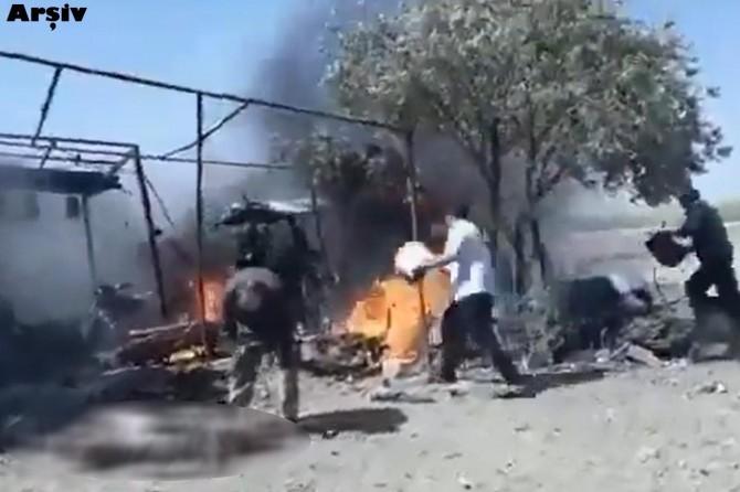 Rasulayn'da bombalı saldırı: 5 ölü 12 yaralı