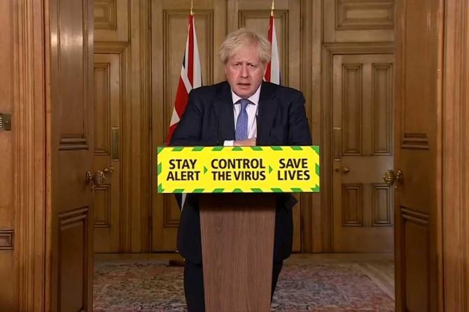 İngiltere'de Coronavirus tedbirlerinin gevşetilmesi planı ertelendi