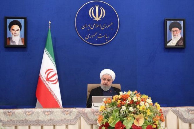 Rouhani: Strict measures should be taken until an acceptable vaccine is available