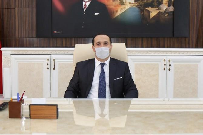 """Şanlıurfa İl Sağlık Müdürü Erkuş: """"Bayramlaşmalarımızı telefonla yapalım"""""""