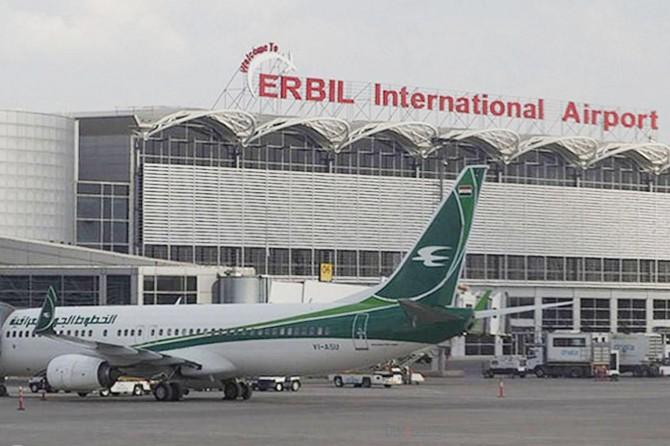 Kürdistan Bölgesi'nde uçuşlar yeniden başladı