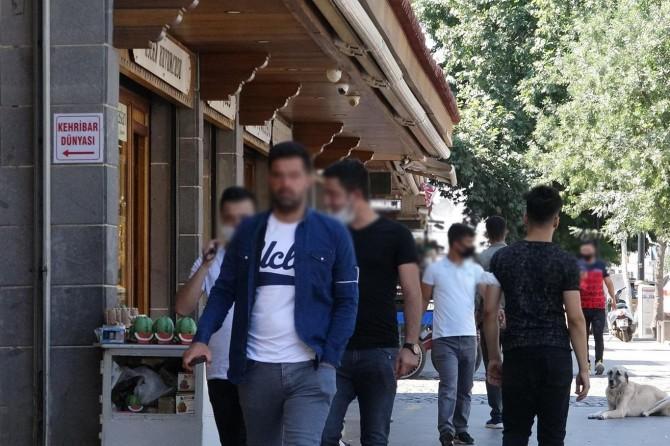 Diyarbakır'da halk arasında oluşan rehavet Coronavirus vakalarında artışa neden oldu