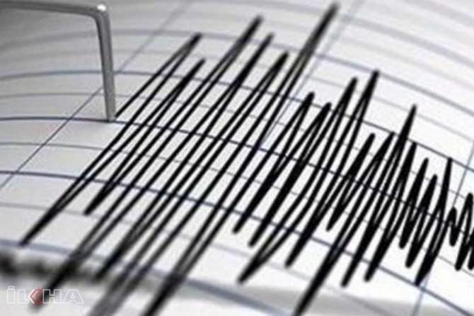 Erzurum'da deprem meydana geldi