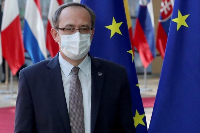 Kosova Başbakanı Avdullah Hoti, Coronavirus'e yakalandı