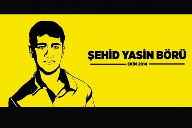 PKK'lilerin katlettiği Yasin Börü ve arkadaşları unutulmadı