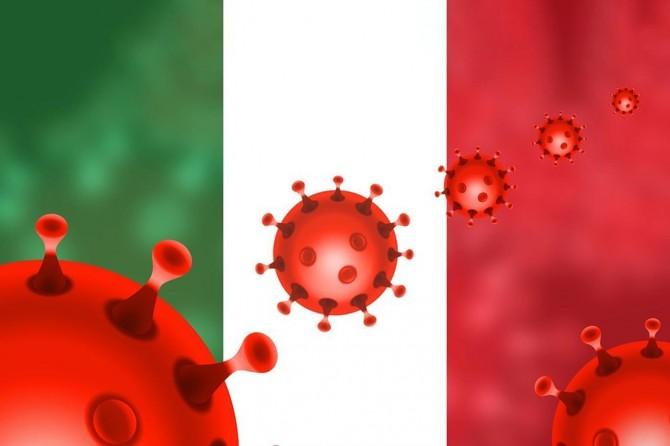 İtalya'da Covid-19 vaka sayısı 248 bin 229'a ulaştı