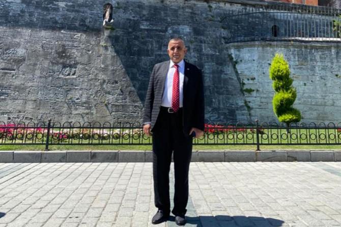 AK Parti Şanlıurfa Milletvekili Ahmet Akay'ın Coronavirus testi pozitif çıktı