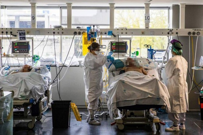 Li tevahîya cîhanê hejmara kesên ku ji ber Coronavîrusê mirin derket li ser 698 hezarî