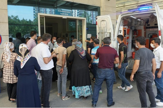 Siirt'te patpat kazası: 3'ü ağır 9 yaralı