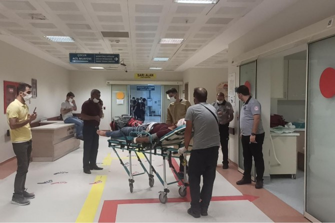 Kurtalan'da silahlı kavga: 2 ölü, 1 ağır yaralı