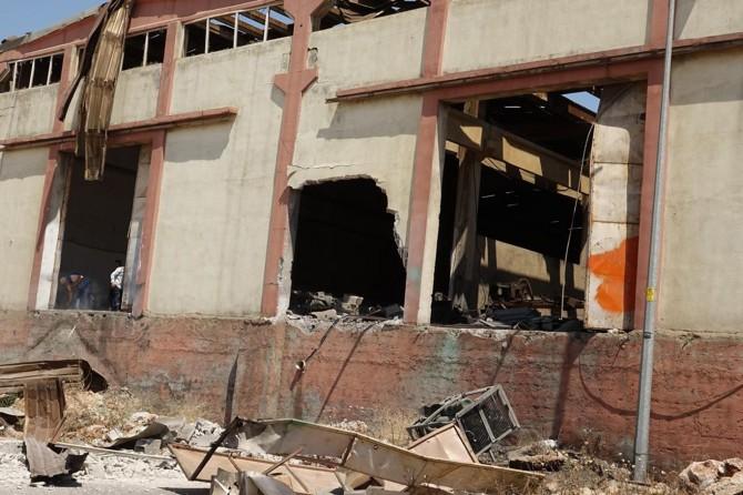 Gaziantep Şehitkamil'de fabrikada patlama: 2'si ağır 5 yaralı