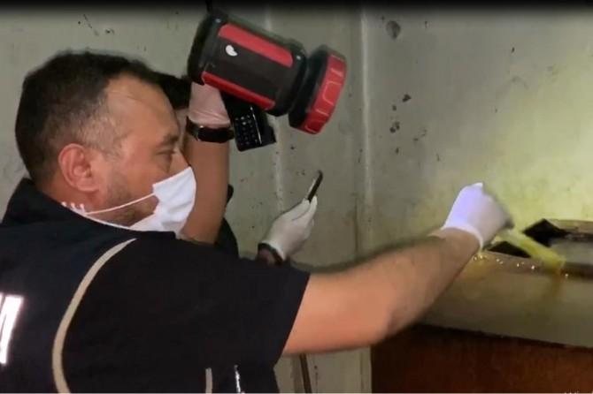Gaziantep'te 3 bin 500 litre gümrük kaçağı akaryakıt ele geçirildi