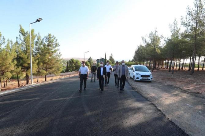 Gaziantep'te 120 bin kişinin yaşayacağı mahallede çalışmalar devam ediyor