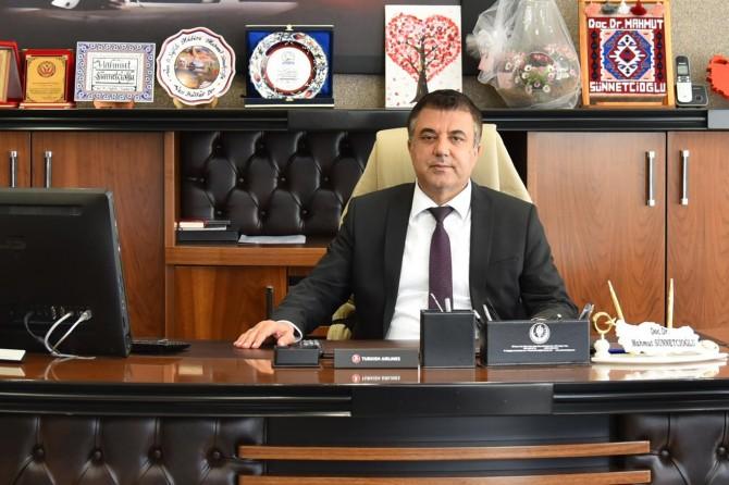 """Van İl Sağlık Müdürü Sünnetçioğlu: """"Kurallara uyulmasa risk kapıda"""""""