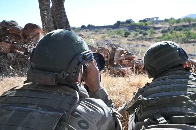 Pençe Kaplan Operasyonu'nda 3 PKK'li öldürüldü