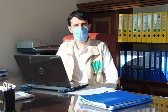 Mardin Umut Kervanından 138 bin TL değerinde insani yardım