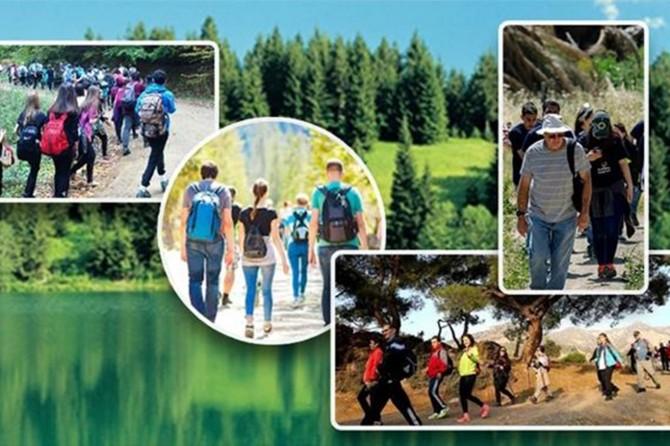 Milli parklar bayramda ziyaretçilerin gözdesi oldu