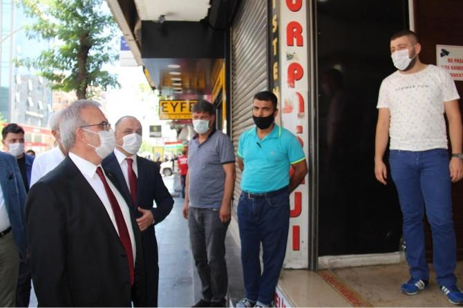 Diyarbakır'da kapsamlı Coronavirus denetimi yapıldı