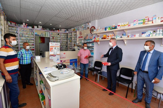 Gaziantep Valisi Gül; sosyal mesafe, maske ve hijyen uyarısında bulundu