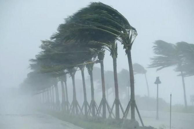 Kuvvetli rüzgar uyarısı