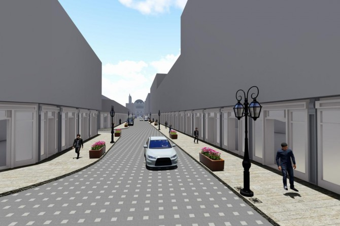 Van'ın sokakları yeni çehresine kavuşuyor