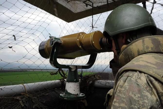 Şırnak'ta bir PKK'li teslim oldu