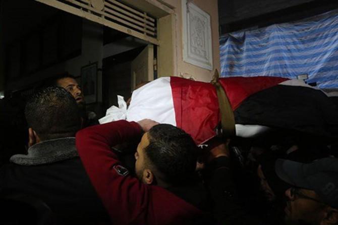 İşgalci rejim Filistinli bir kadını katletti