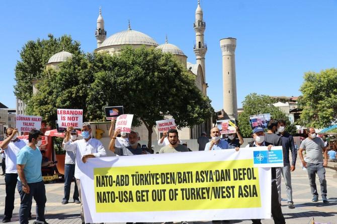 Malatya'dan, NATO üslerinin kapatılması için hükümette çağrı