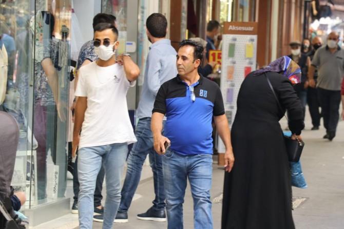 Gaziantep'te 2 bin 598 kişiye sosyal mesafe ve maske cezası verildi