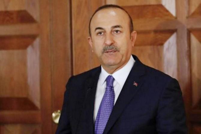 """Çavuşoğlu: """"Ben Türk'üm, Türkmen'in diyen soydaşlarımıza vatandaşlık vereceğiz"""""""