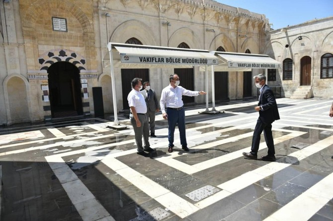 Kilis'te Covid-19 ile mücadele kapsamında taziye ziyaretleri yasaklandı