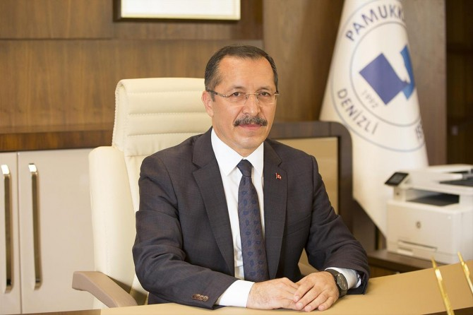 YÖK'ten Pamukkale Üniversitesi Rektörü Hüseyin Bağ hakkında soruşturma