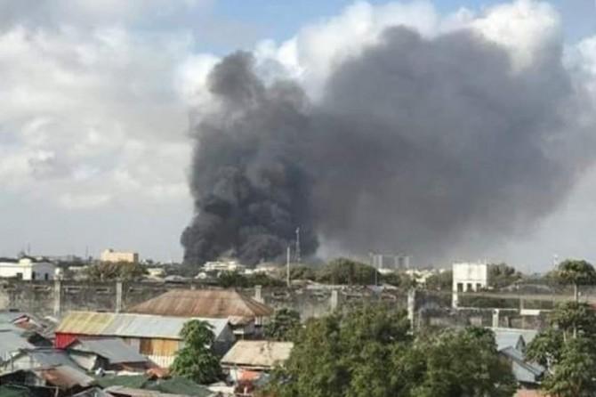 Li Somalîyê teqîn: 8 mirî