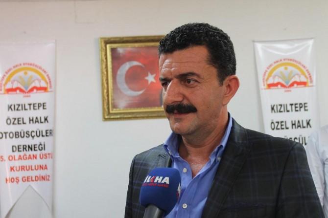Kızıltepe'de toplu taşımada muavin uygulamasına son verildi