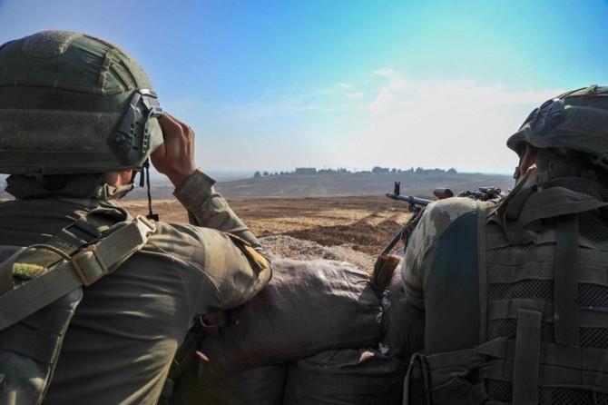 Zeytin Dalı bölgesinde 2 PKK'li yakalandı