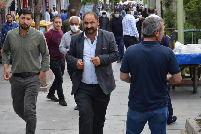 Siirt'te covid-19 uygulamalarını ihlal eden bin 123 kişiye idari para cezası uygulandı
