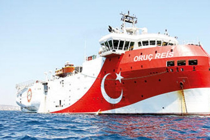 Turkey declares a new NEVTEX in the Mediterranean