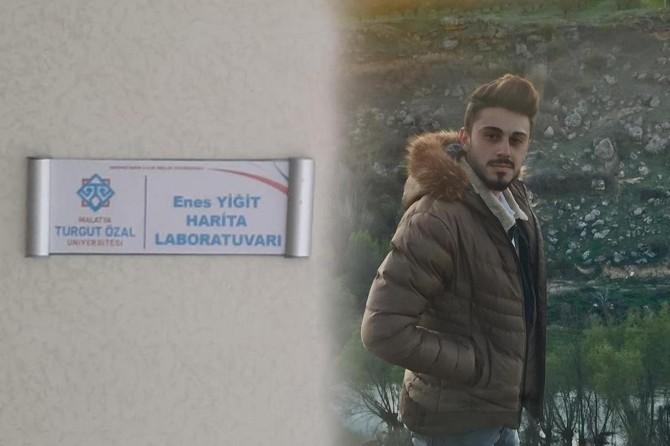 Malatya Turgut Özal Üniversitesinden vefa örneği