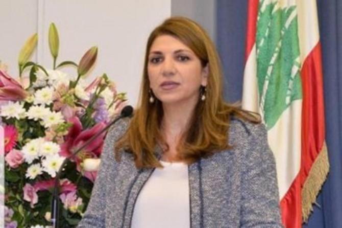 Lübnan Adalet Bakanı Marie Claude Najm istifa etti