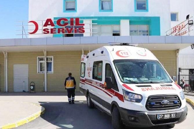 Gaziantep'te ev sahibi ile kiracı arasında kavga çıktı: 2 yaralı