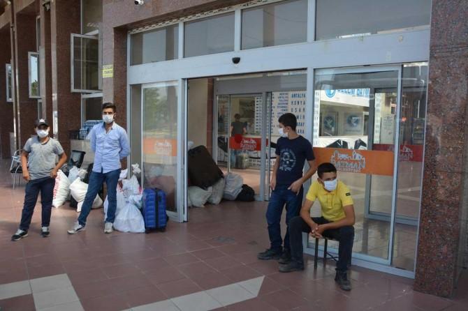 Batman Otogarı'nda ATM'nin olmaması büyük sıkıntılara yol açıyor