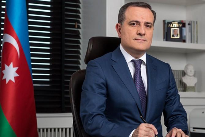Azerbaycan Dışişleri Bakanı Ceyhun Bayramov, Türkiye'ye geliyor