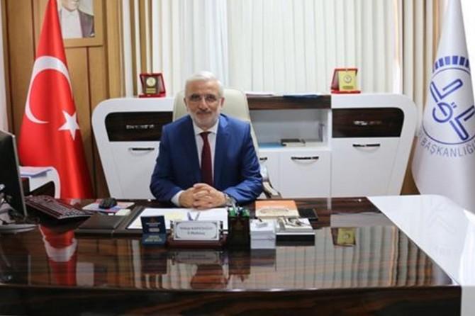 Siirt İl Müftüsü Kapıcıoğlu, Covid-19 nedeni ile yoğun bakıma alındı