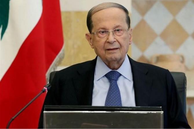 Lübnan Cumhurbaşkanı Avn, hükümetin istifasını kabul etti