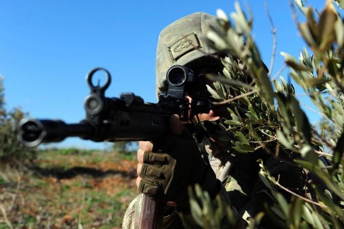 MSB: 21 PKK/YPG'li gözaltına alındı