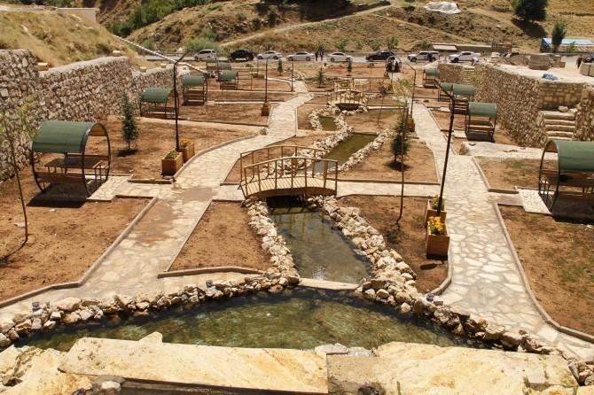 Kendi haline terk edilen Altunkalbur, mesire alanına dönüştürüldü