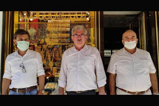 Nusaybin Kuyumcular Derneği, OHAL Komisyonu kararı ile tekrar açıldı
