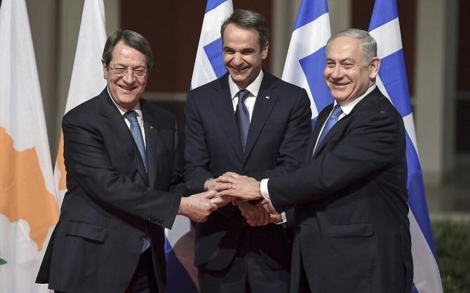 Siyonist işgal rejiminden Yunanistan'a destek