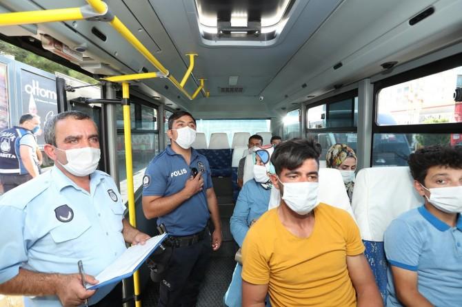 Van'da Coronavirus denetimleri devam ediyor